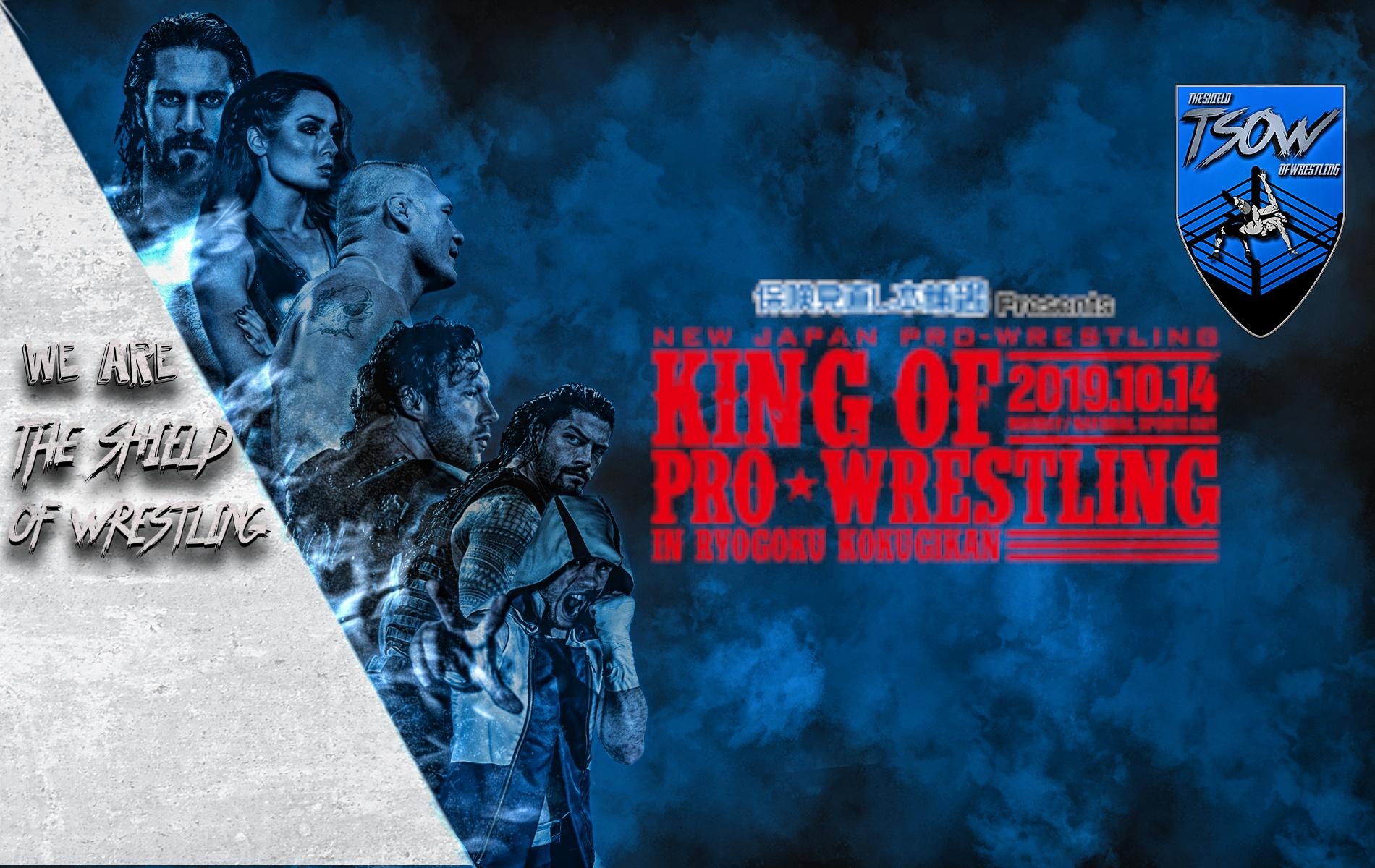 King Of Pro-Wrestling - NJPW