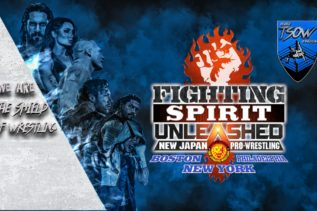 NJPW Fighting Spirit Unleashed - NJPW