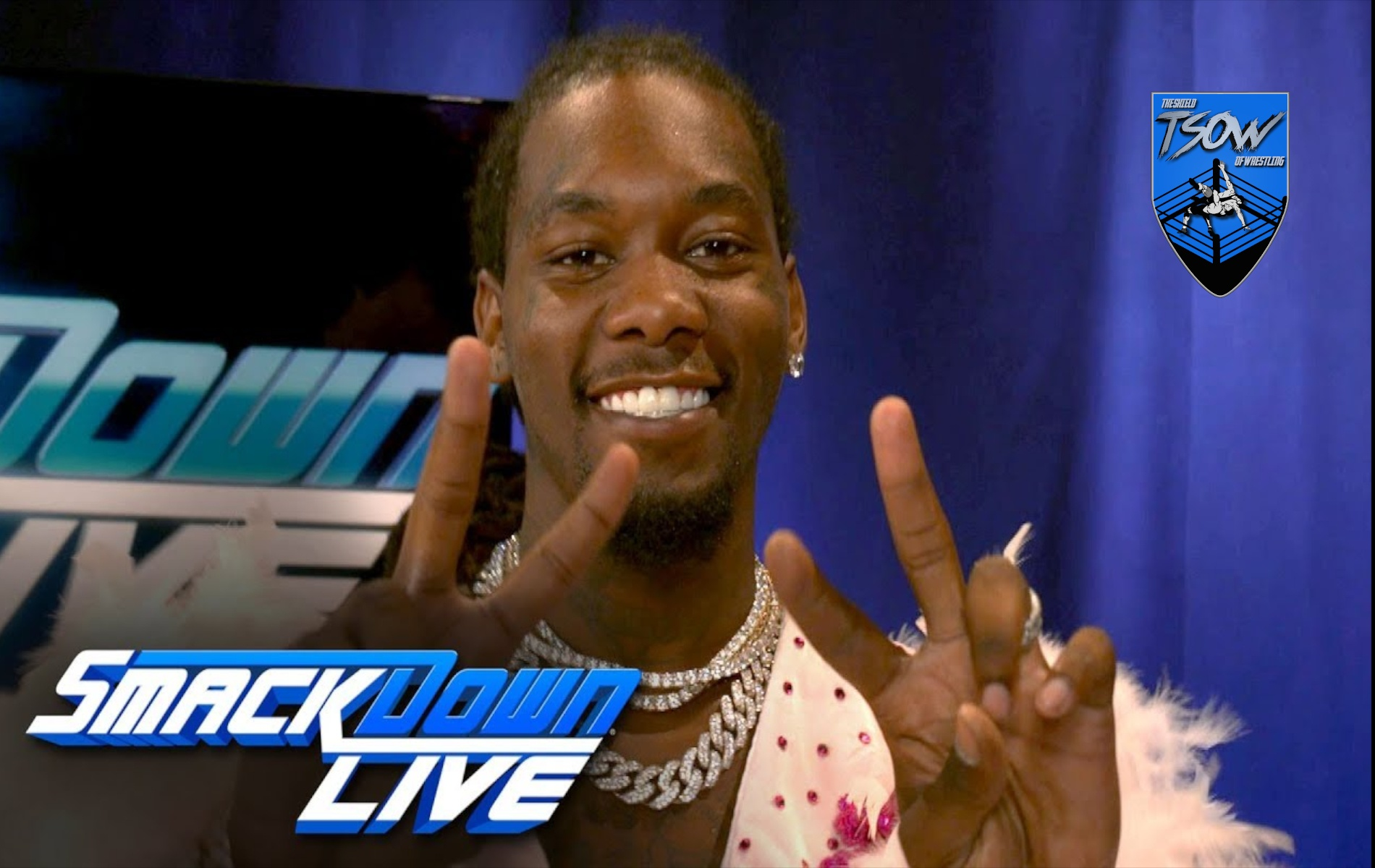 Offset a SmackDown - SmackDown
