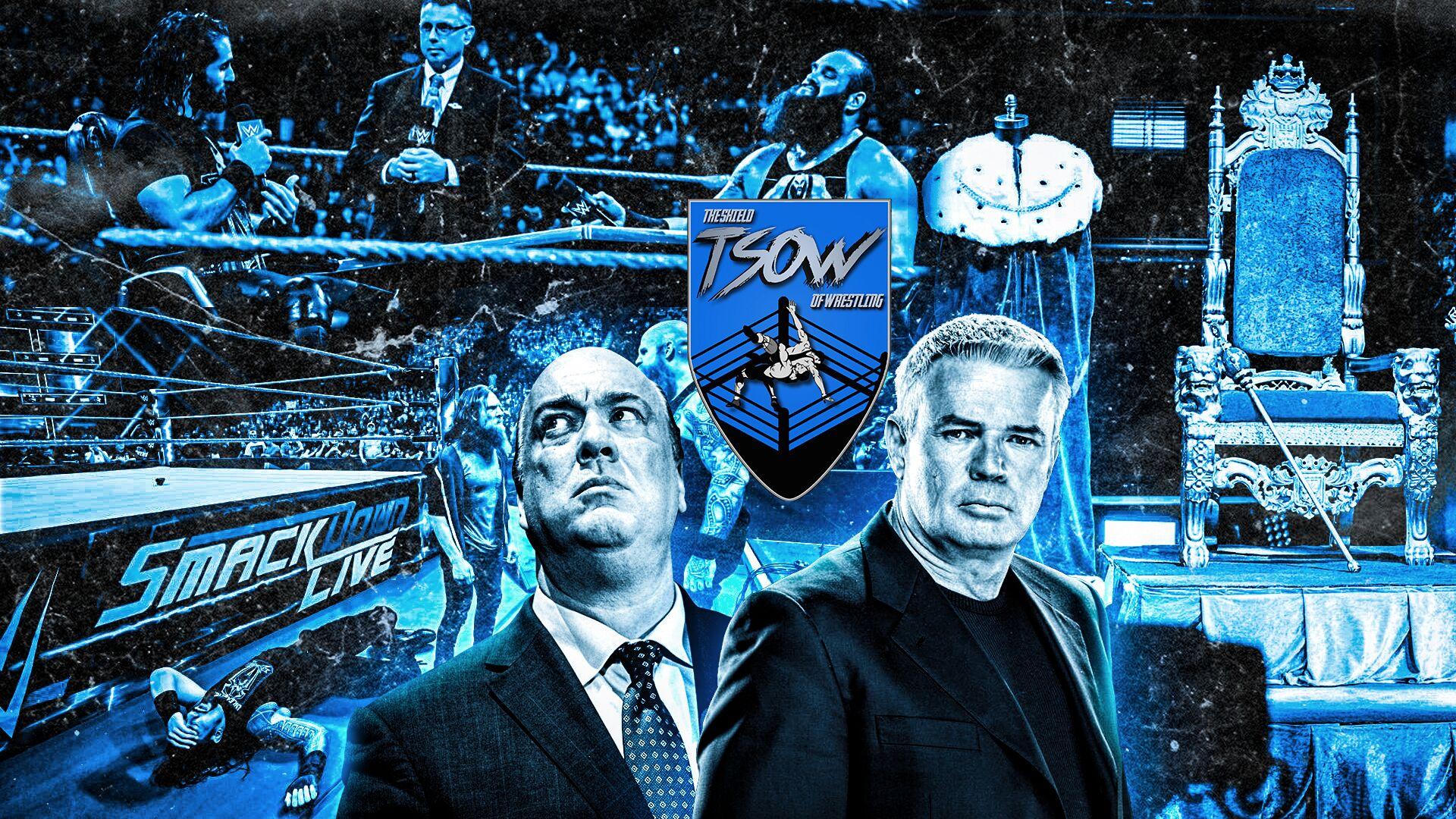 Raw & SmackDown - Paul Heyman & Eric Bischoff