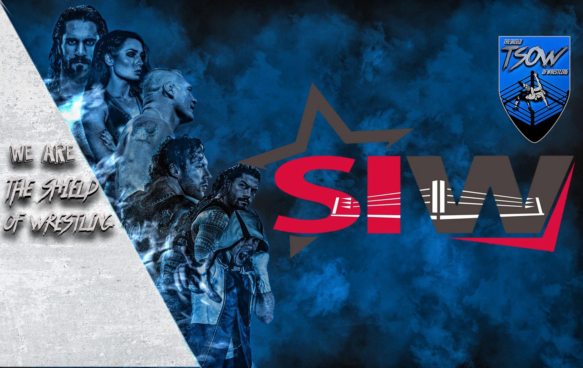 SIW Wrestling Live Roma - SIW a Roma