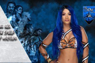 Sasha Banks rivela - WWE