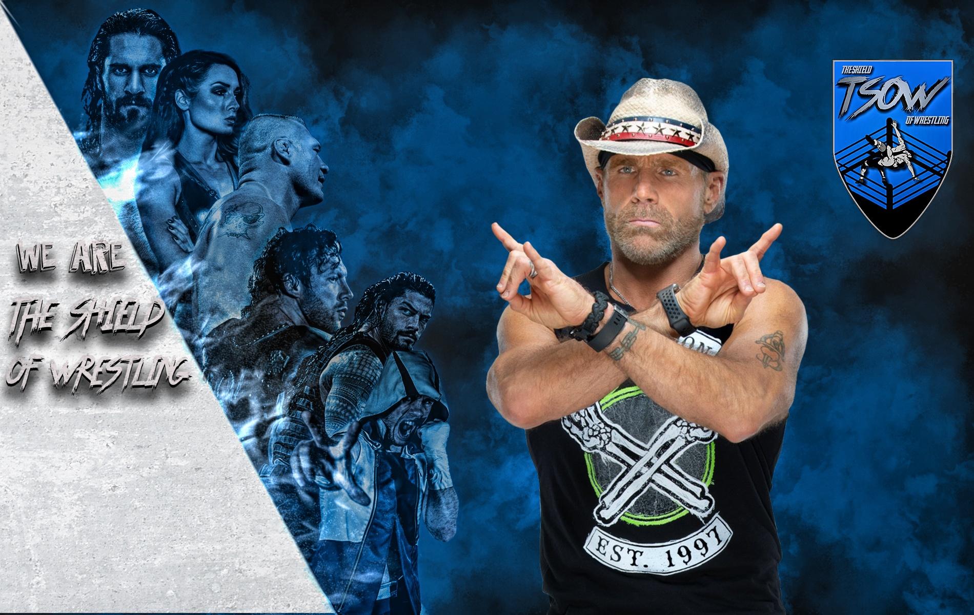 Shawn Michaels parla - Rivalità tra WWE ed AEW