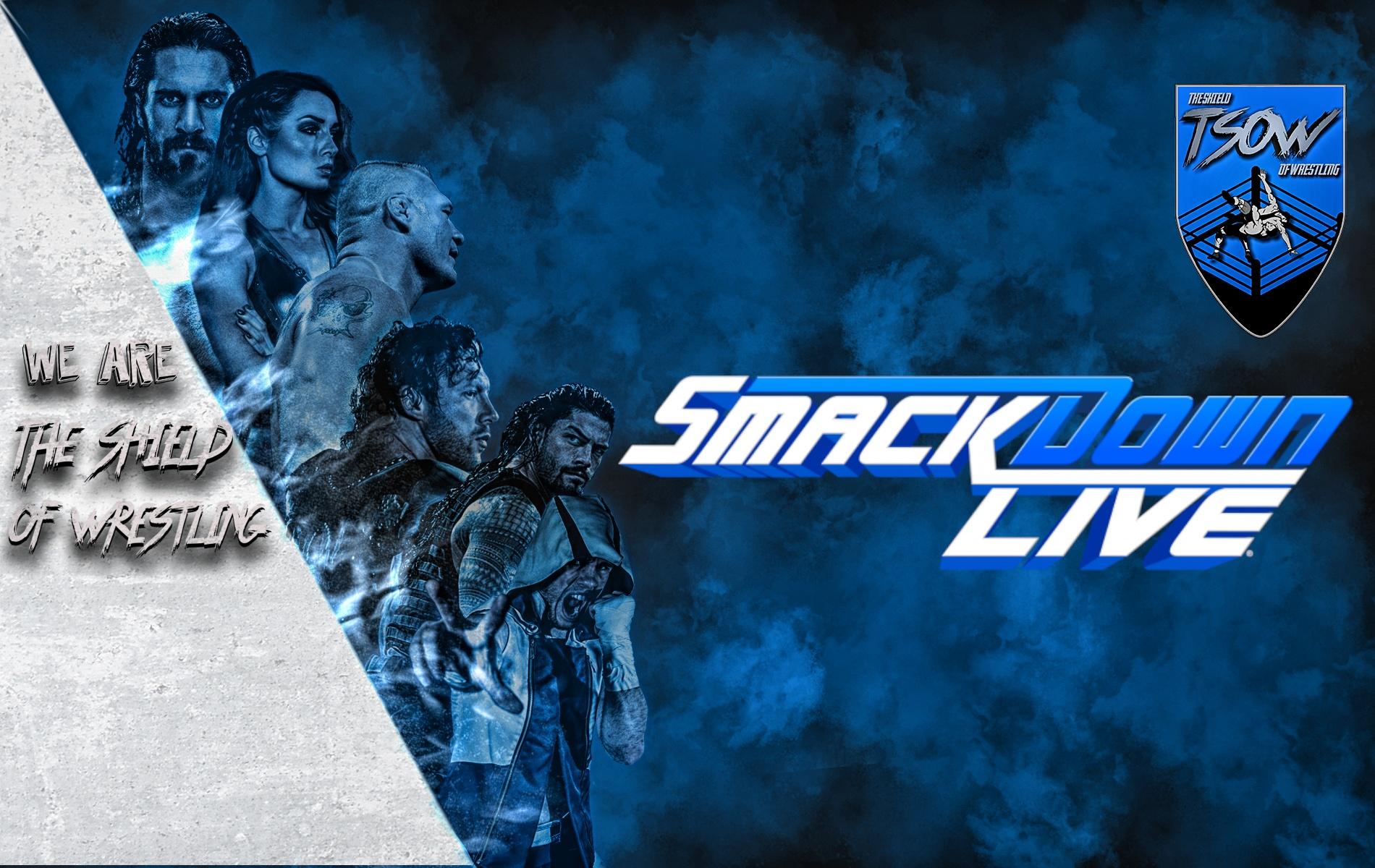 SmackDown 24-09-2019 - Live