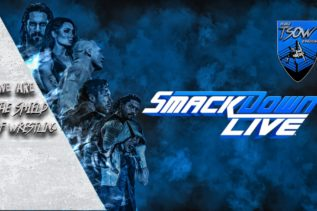 SmackDown Live Quick Report - SmackDown Live