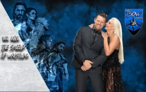 The Miz e Maryse - figlia