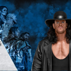 The Undertaker a SmackDown - SmackDown Live