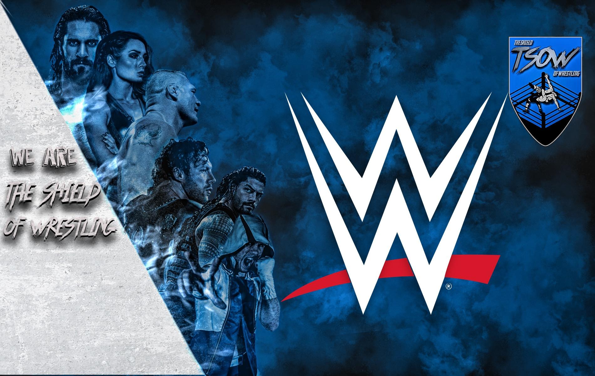 La WWE ha registrato un marchio