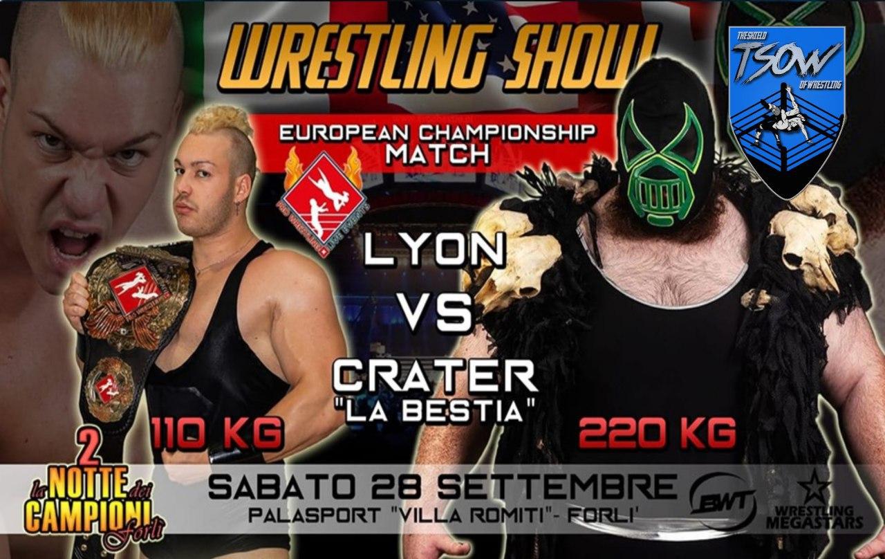 Wrestling Megastars - La notte dei campioni 2