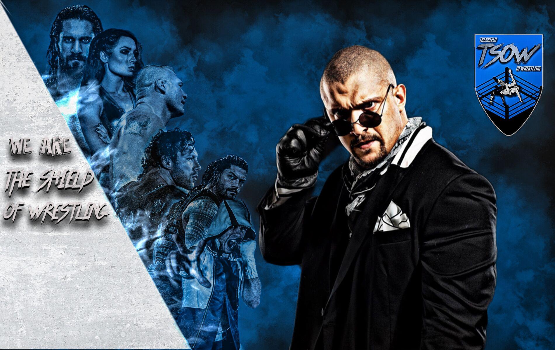 Killer Kross contro IMPACT Wrestling: scontro totale! - Killer Kross