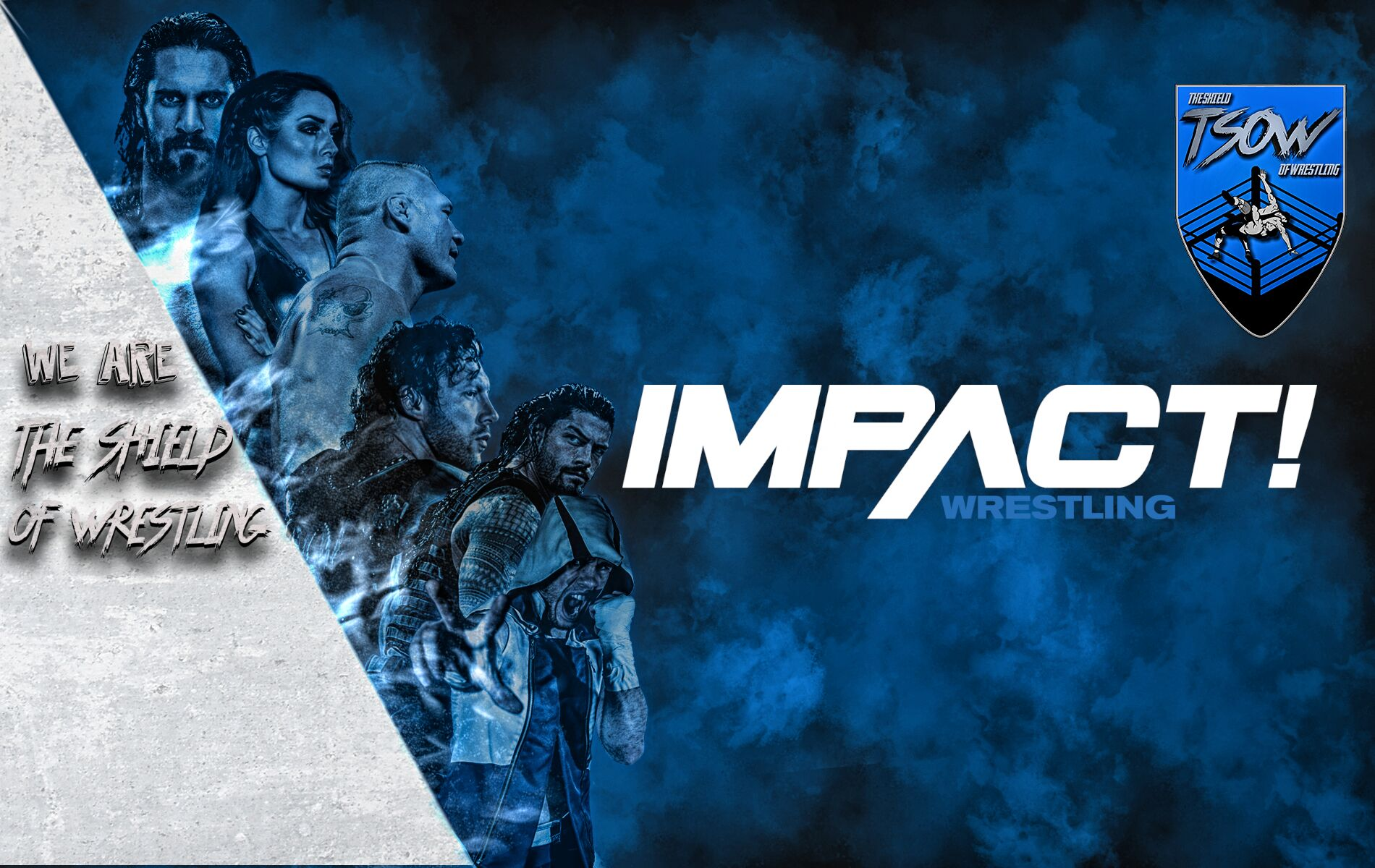 impact wrestling cambia - wrestling