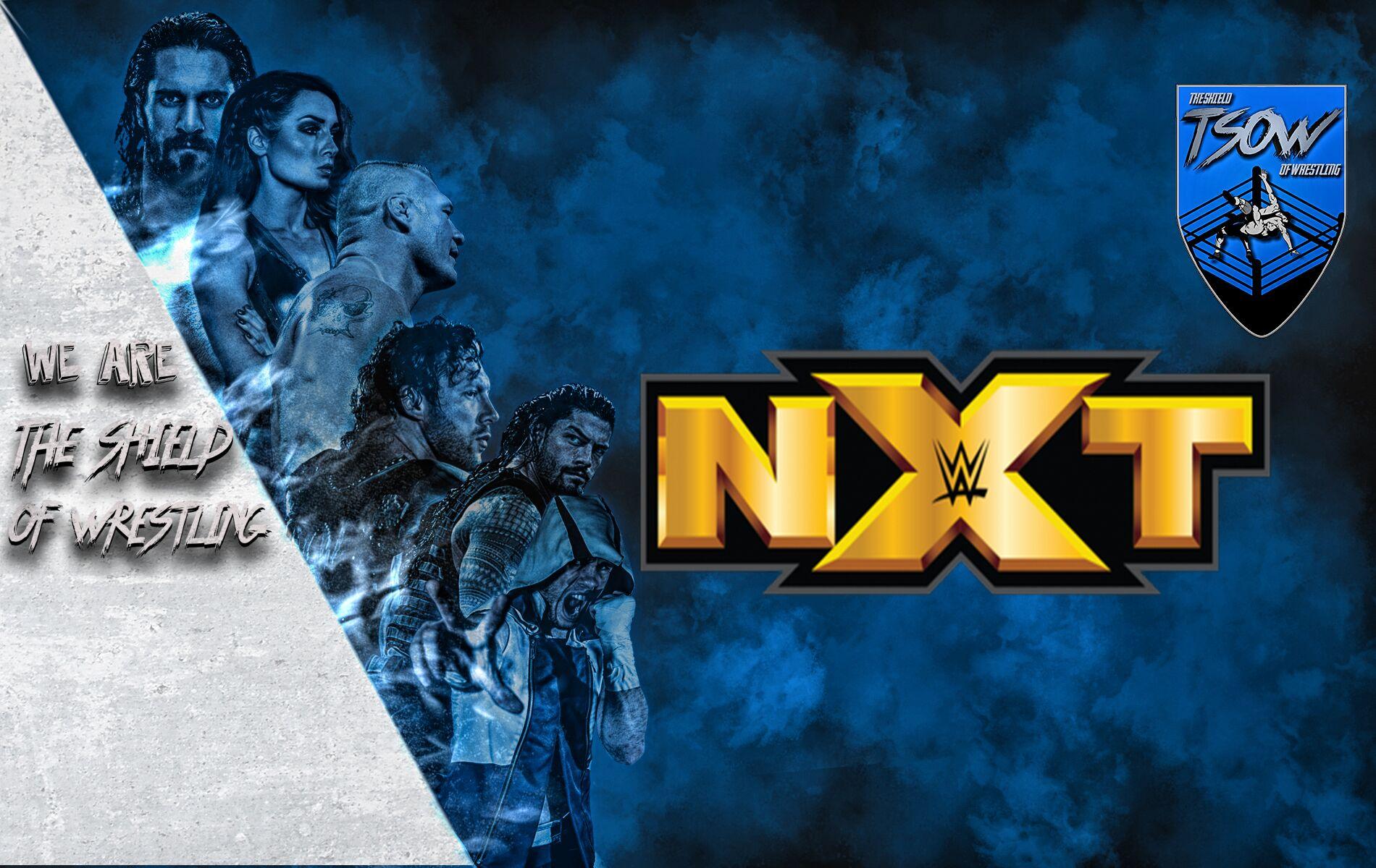 NXT 18 -USA Network