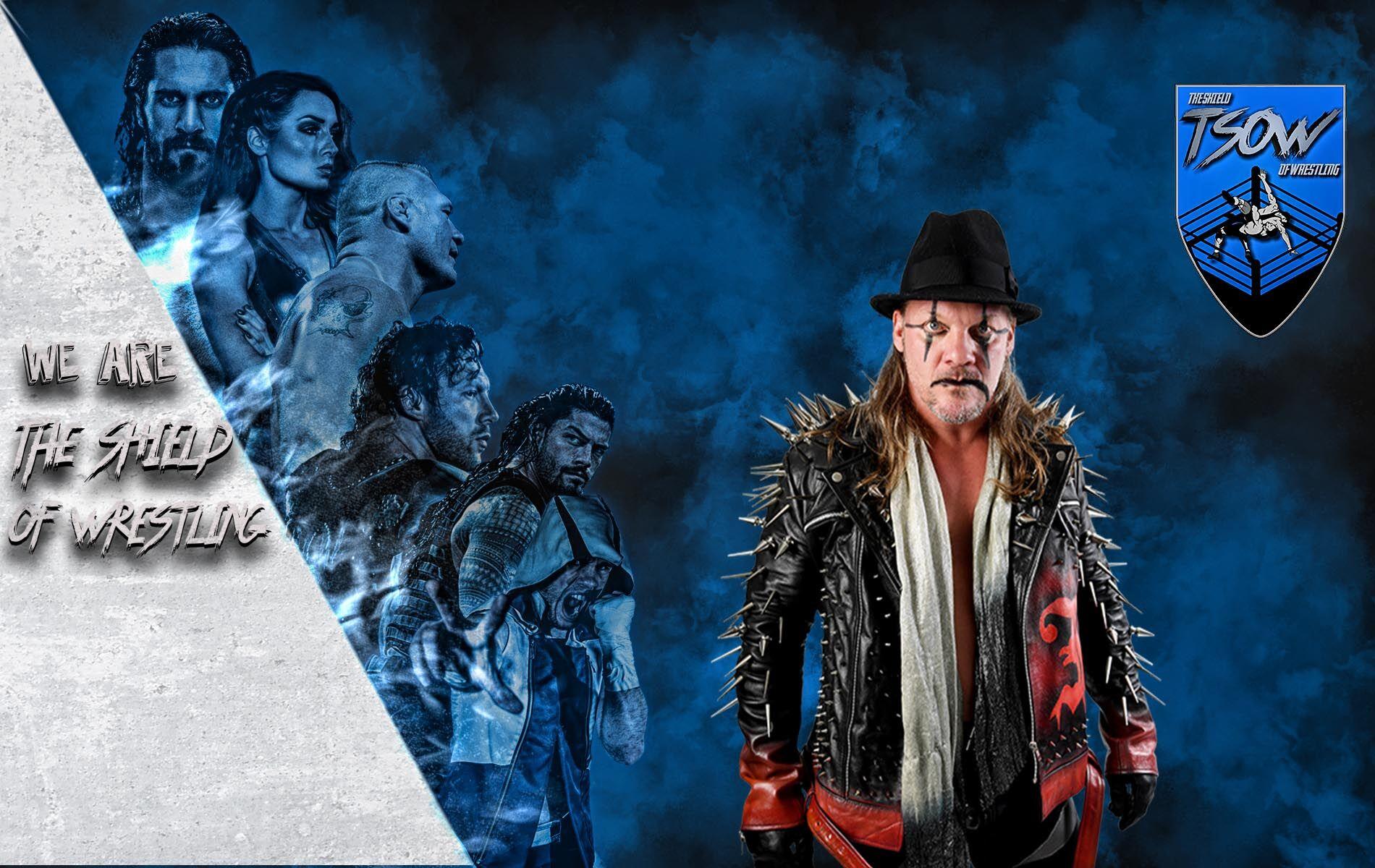 Jericho ad America's Got Talent - AEW