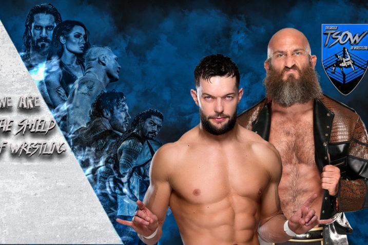 Balor e Ciampa rivoluzionano NXT
