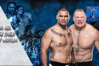 Brock Lesnar aggredisce Cain Velasquez