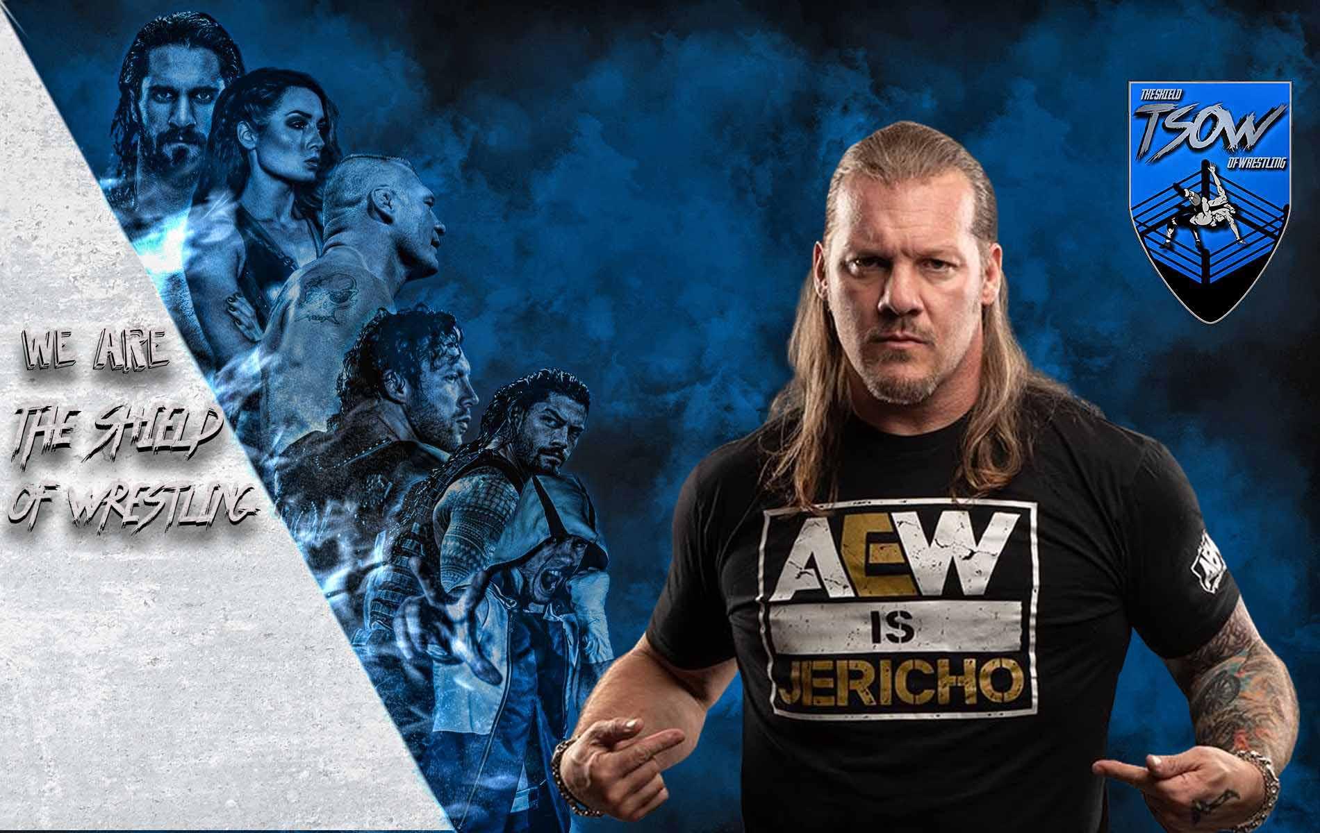 Chris Jericho a Wrestle Kingdom 14