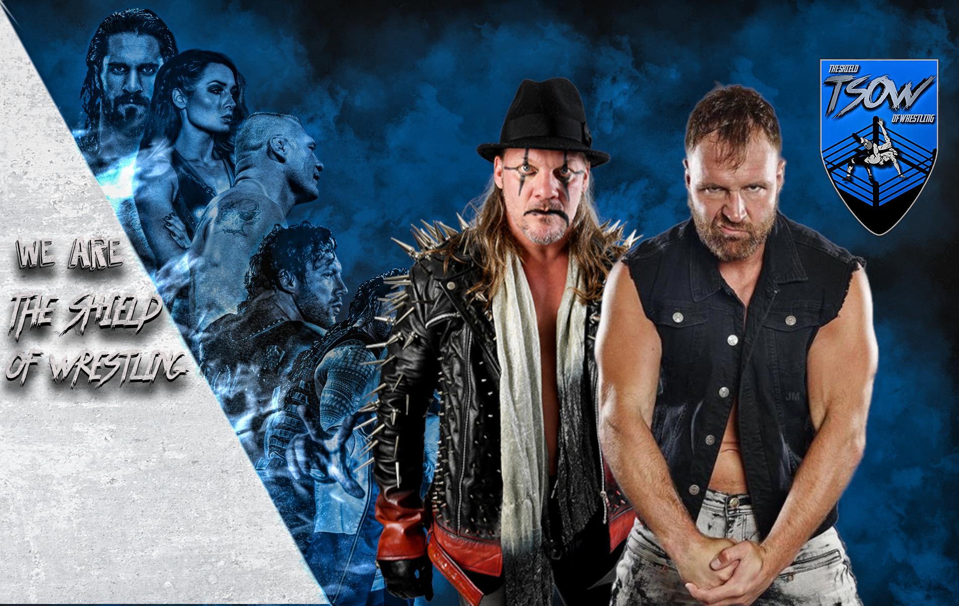Chris Jericho e Jon Moxley