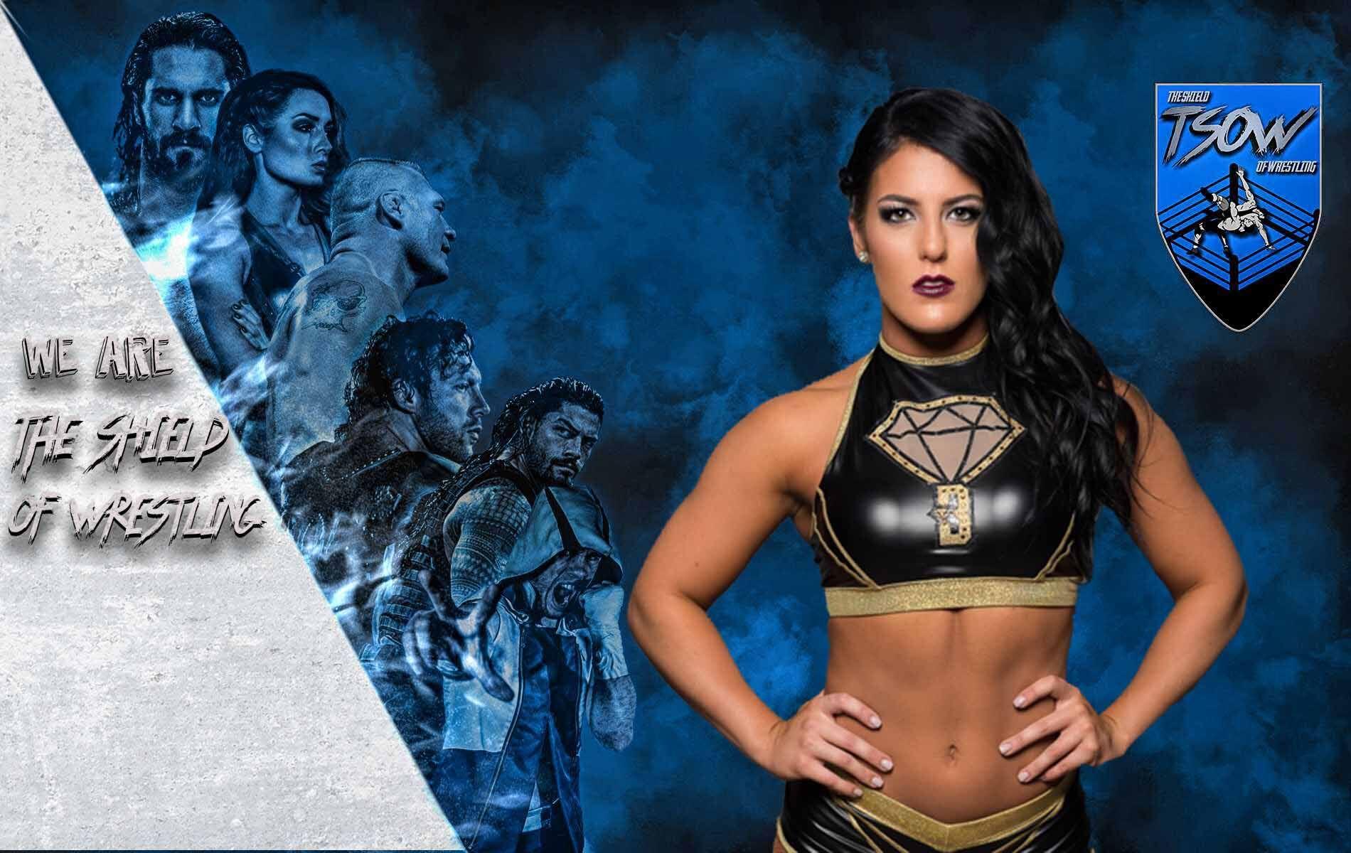 Tessa Blanchard rinnova con IMPACT Wrestling - Tessa Blanchard