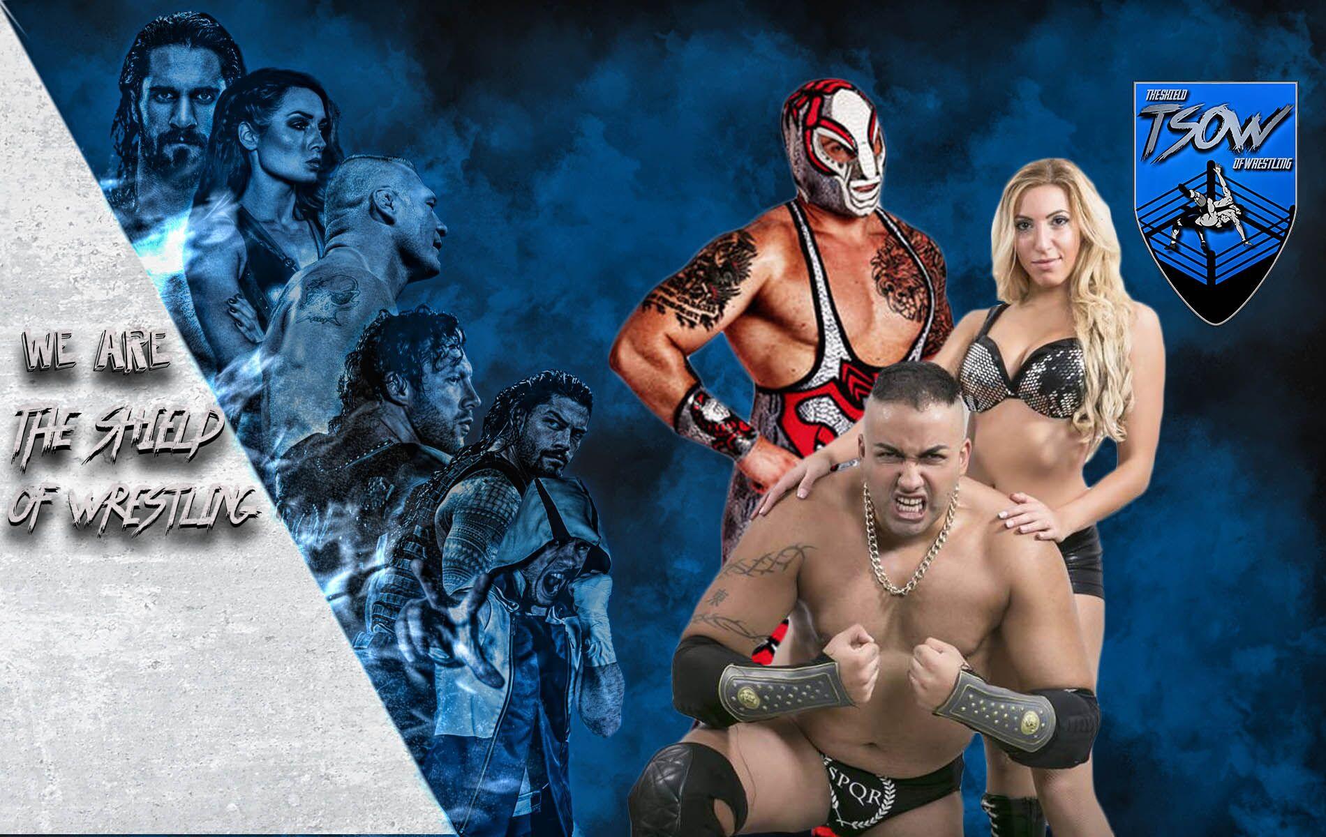 Film sul wrestling