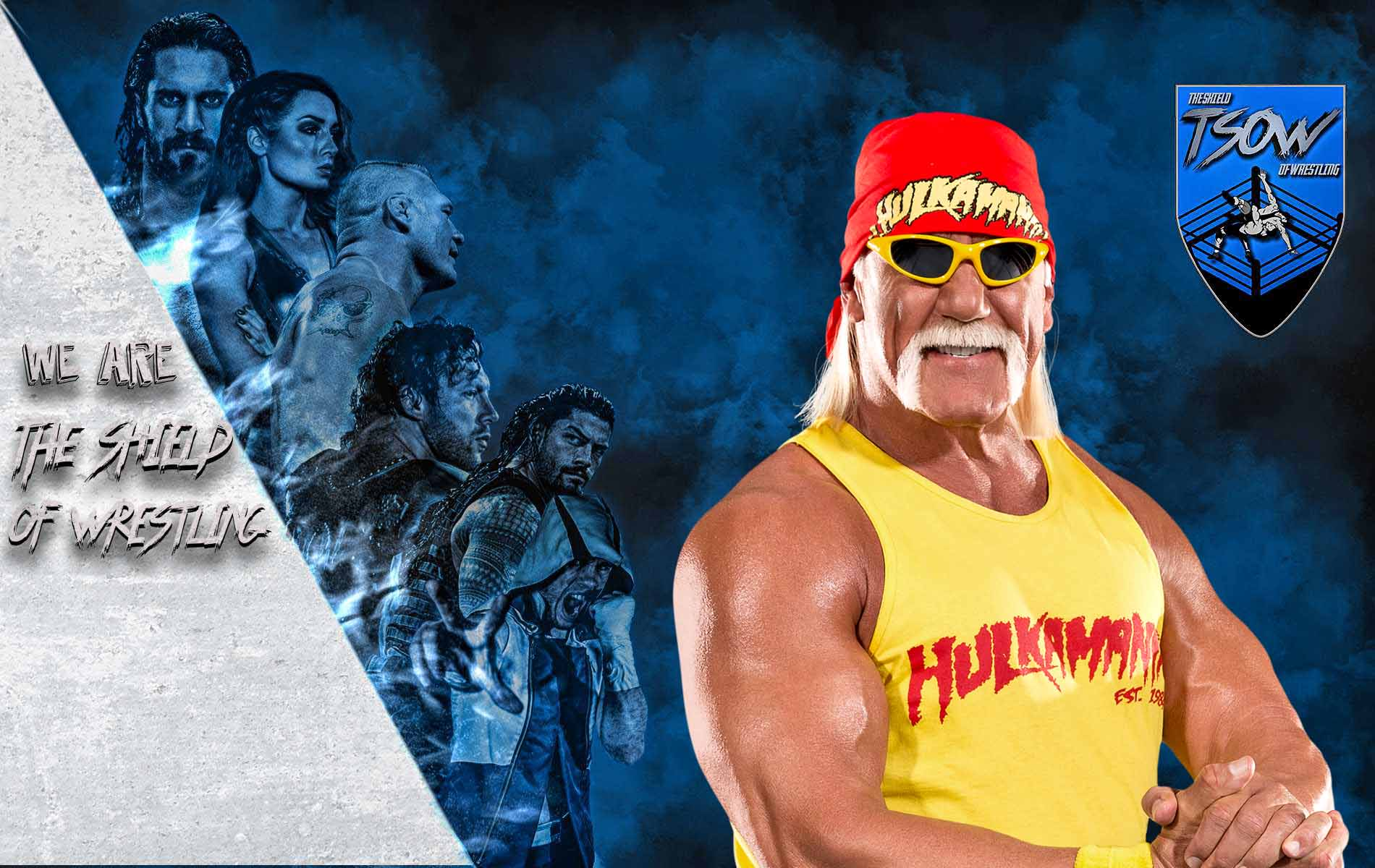 Hulk Hogan deve sottoporsi a un intervento chirurgico