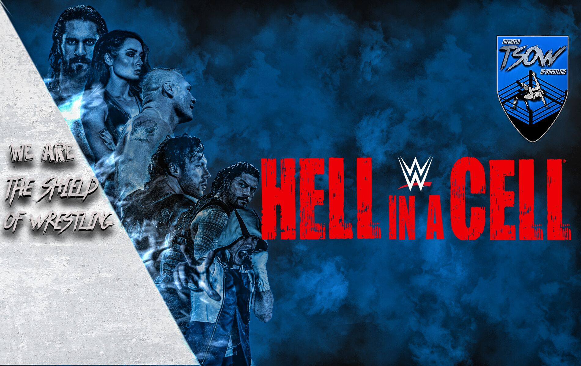 Il finale di Hell in a Cell
