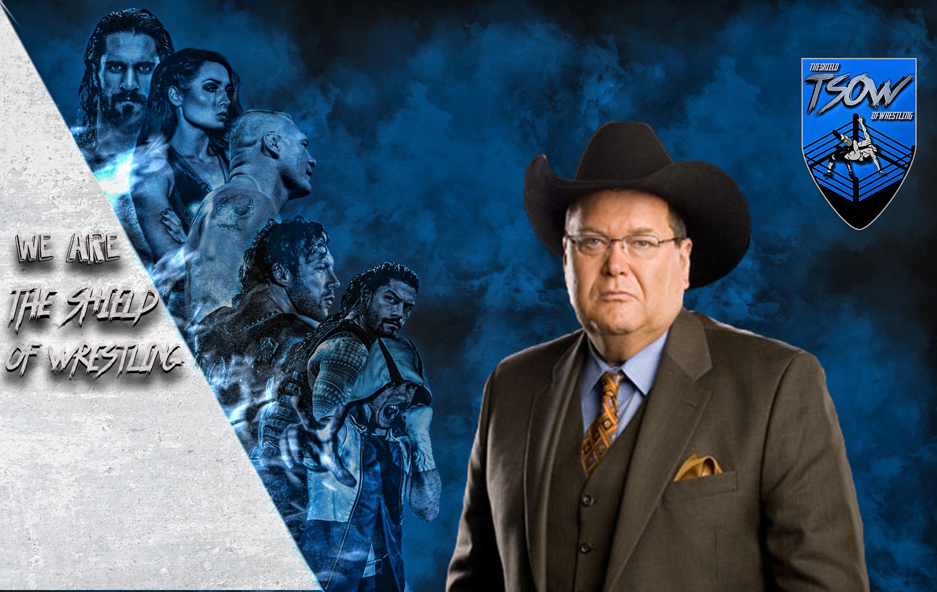 Jim Ross e la TNA