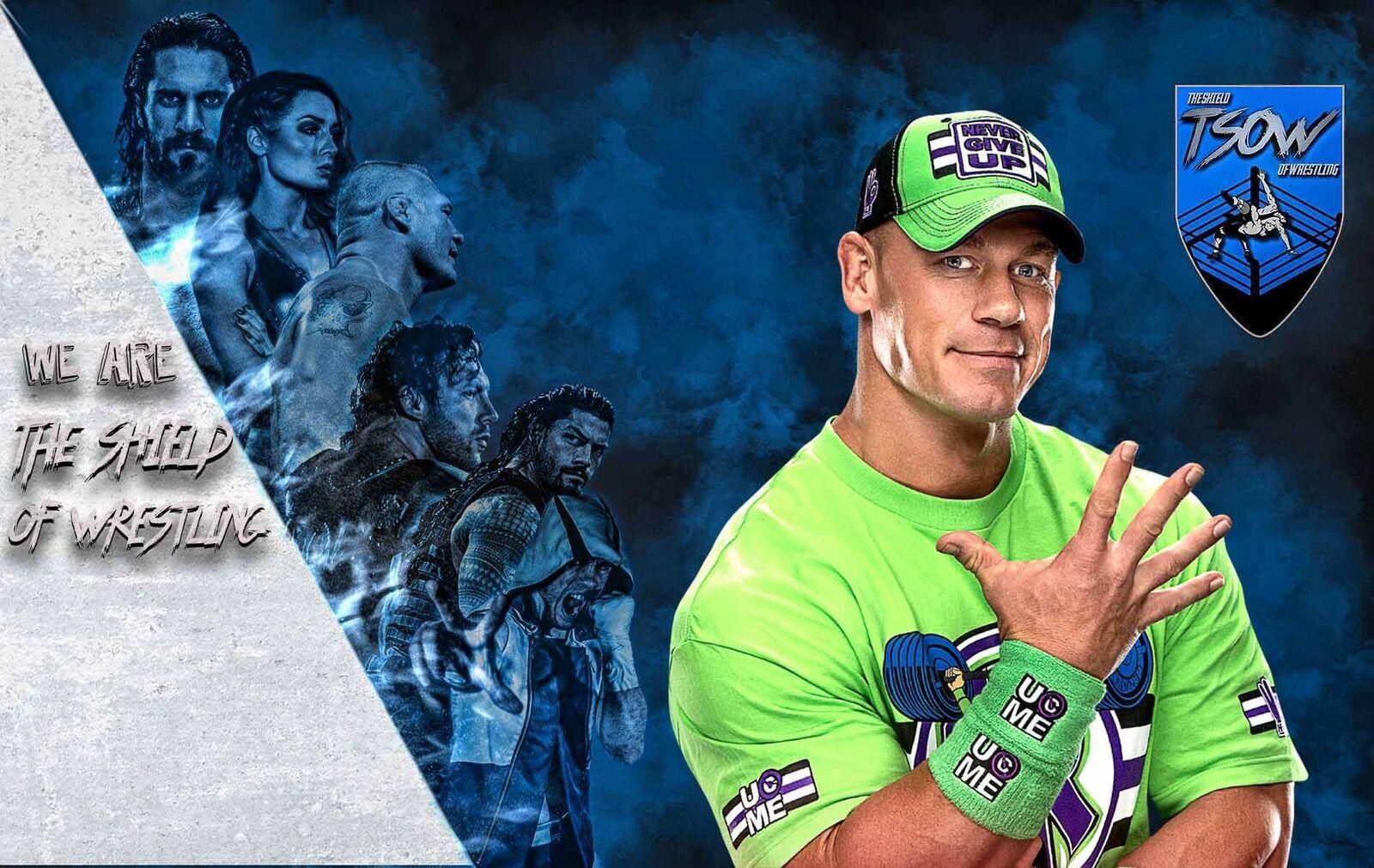 John Cena parla