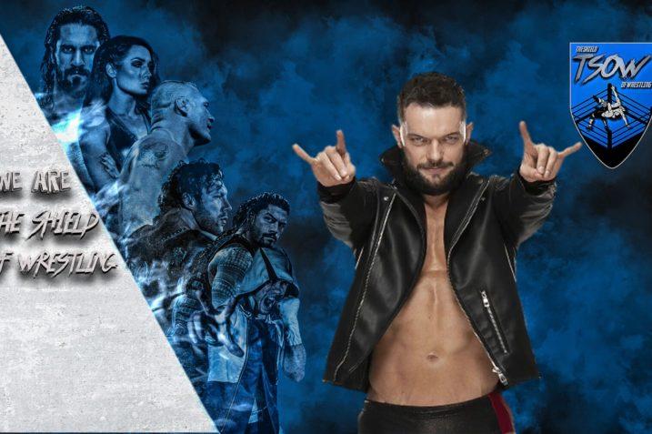 L'O.C. pronostica una storyline con Finn Balor