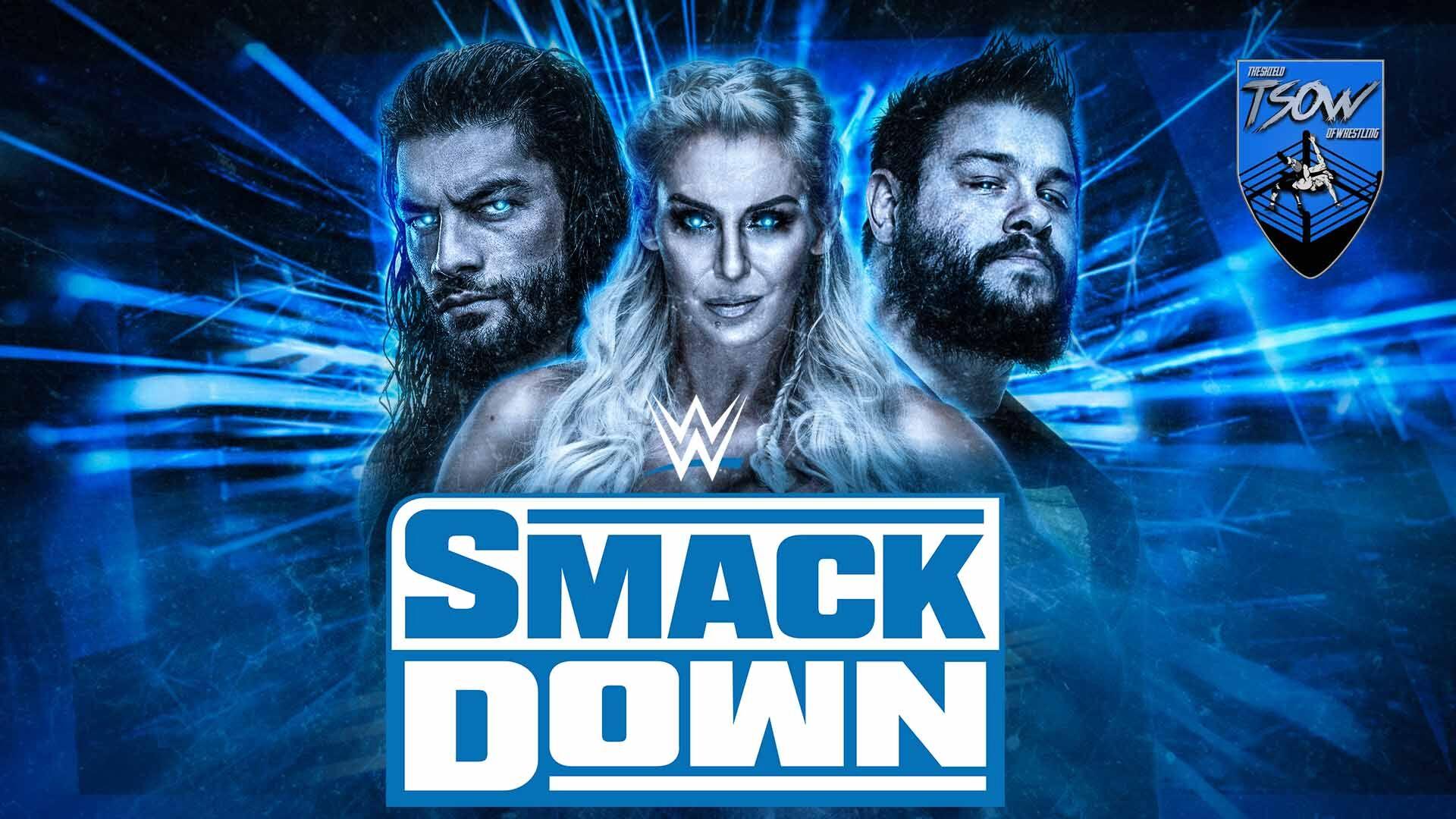 Leggende a SmackDown Premiere