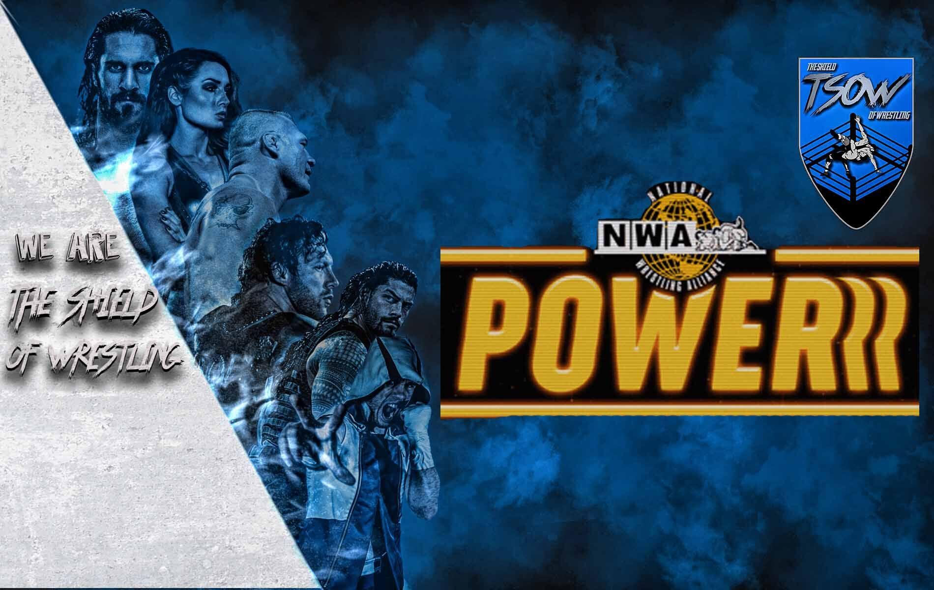 NWA Powerrr 22-10-19 Risultati
