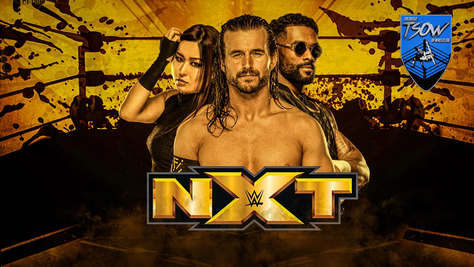 NXT Risultati 30-10-2019