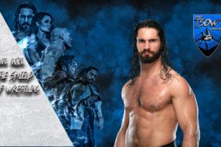 Seth Rollins a RAW