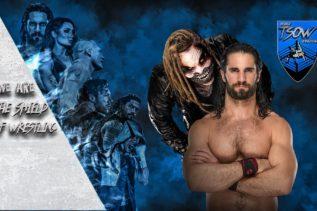 Seth Rollins vS The Fiend Bray Wyatt