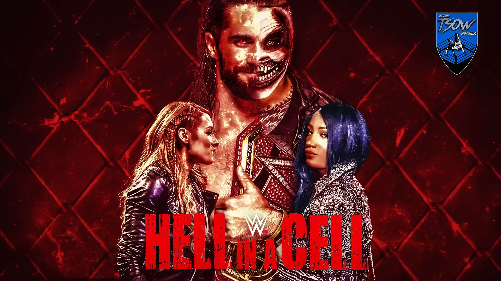 Seth Rollins vs The Fiend criticato