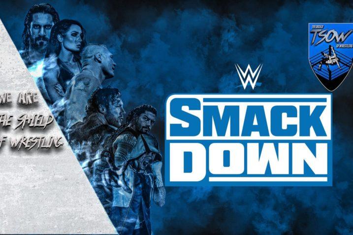 Draft durante SmackDown