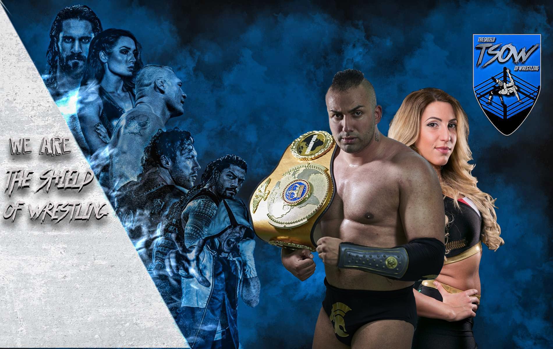 WrestleLove – L'Amore Combattuto: pubblicato il trailer del film - Karim Brigante e Miss Monica