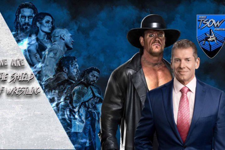 The Undertaker e Vince McMahon
