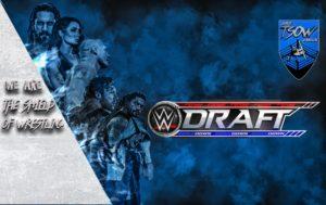WWE organizza il Draft