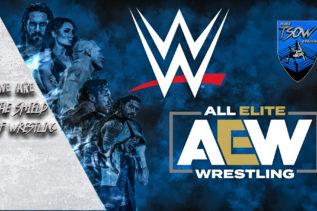 WWE si congratula con AEW