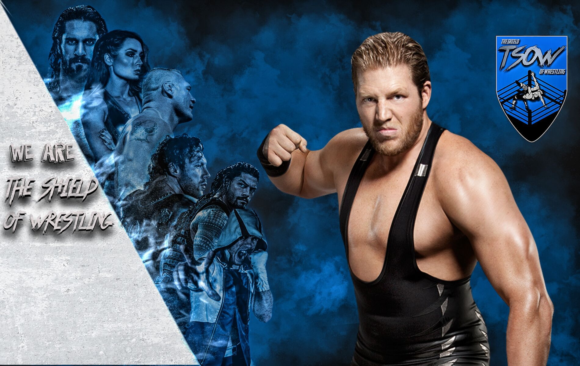 Jake Hager reagisce all'arrivo di Cain Velasquez in WWE - Jake Hager