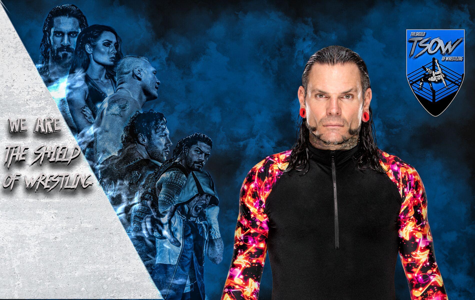 Furioso litigio tra Jeff Hardy e sua moglie prima dell'arresto - Jeff Hardy