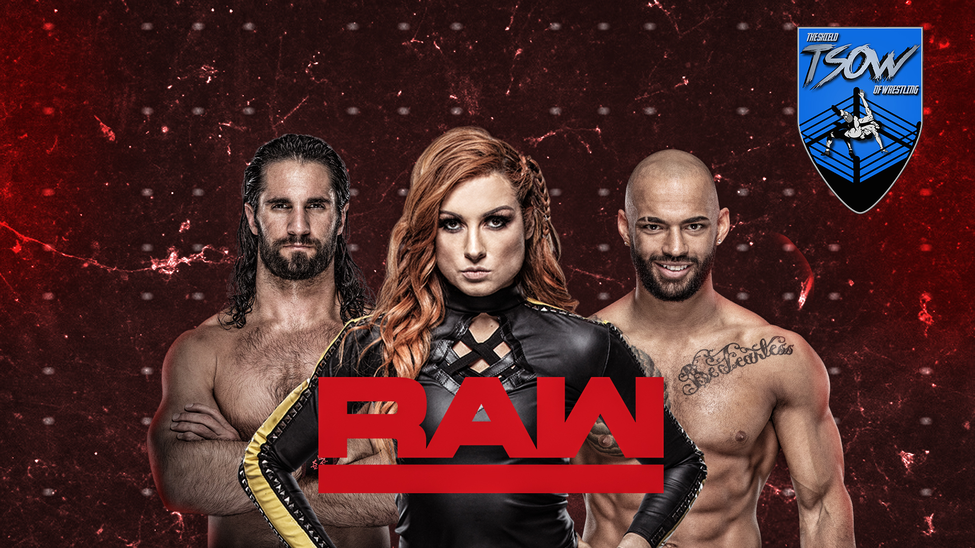 RAW 14-10-19 Report