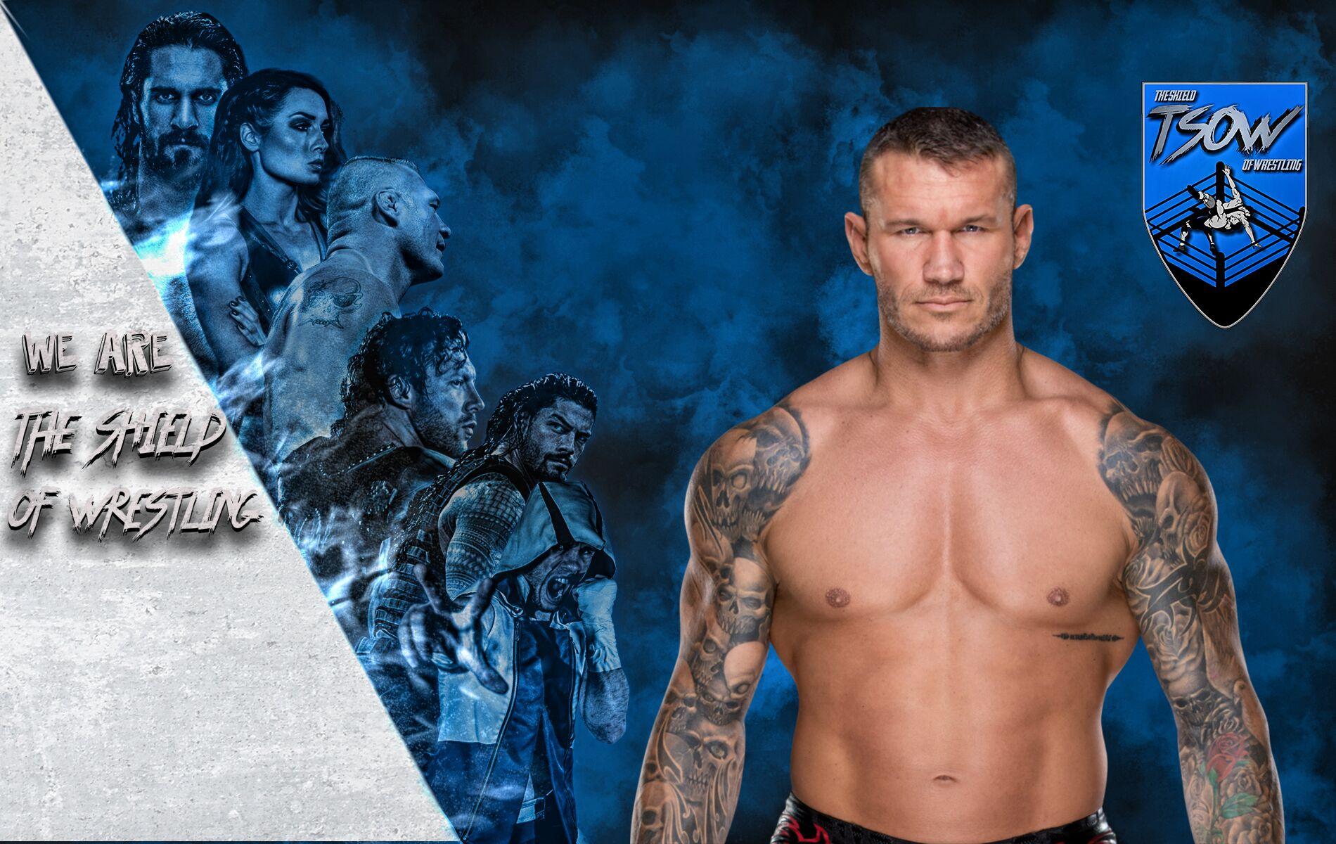 Randy Orton ha detto la parola con la N durante una Live su Twitch - Randy Orton