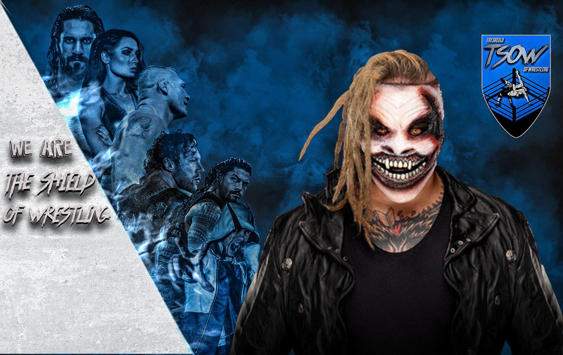 Nuovo attacco di The Fiend su Seth Rollins