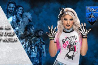 Alexa Bliss in AEW - Brandi Rhodes