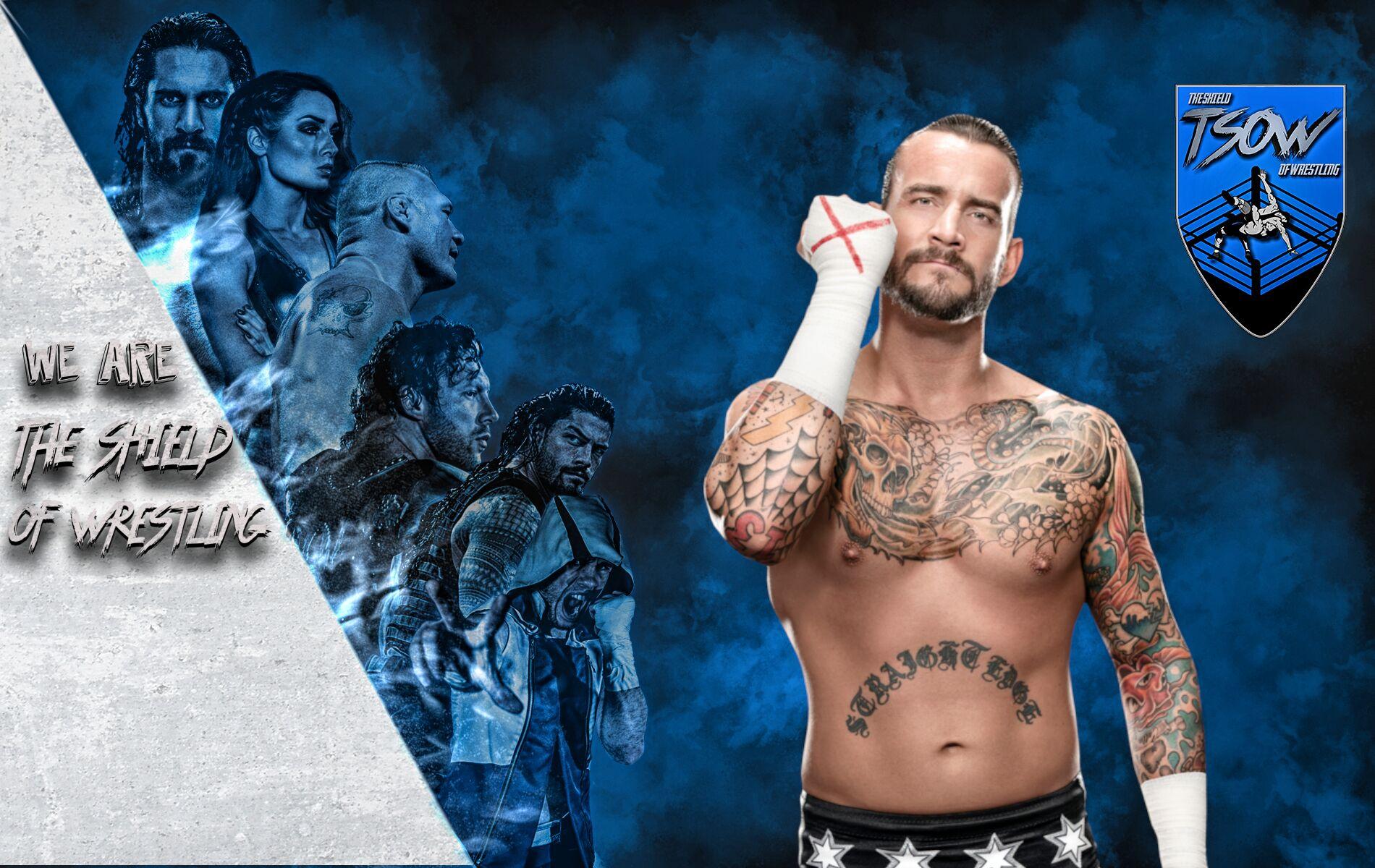 CM Punk e AEW - Tony Khan