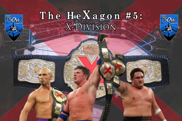 The HeXagon #5: X Division