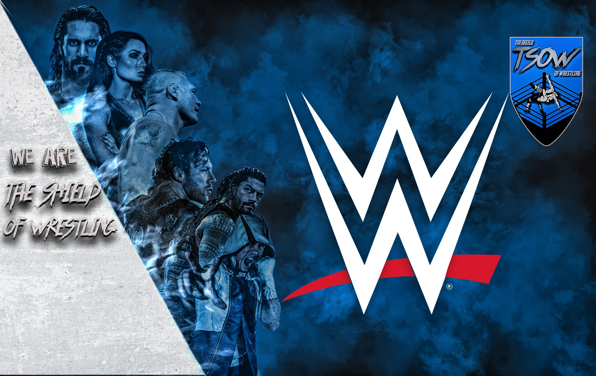 Hackerata pagina WWE
