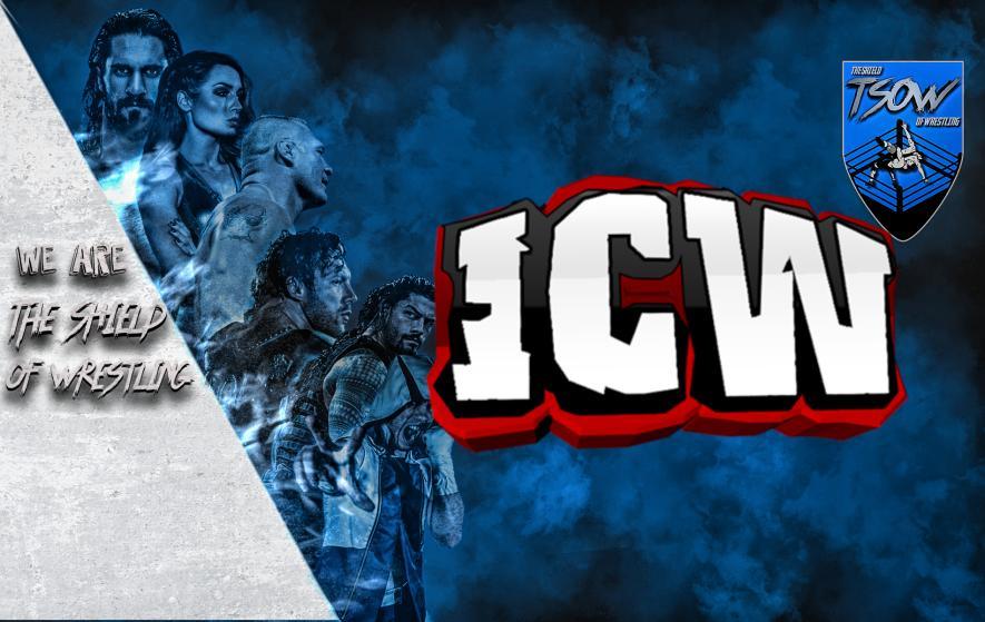 ICW Fear & Loathing XII