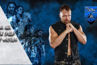 Jon Moxley - AEW e WWE